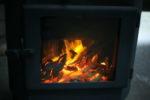 薪ストーブの温度測定から分かる性能