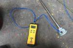 薪ストーブの燃焼温度改善効果を検証する